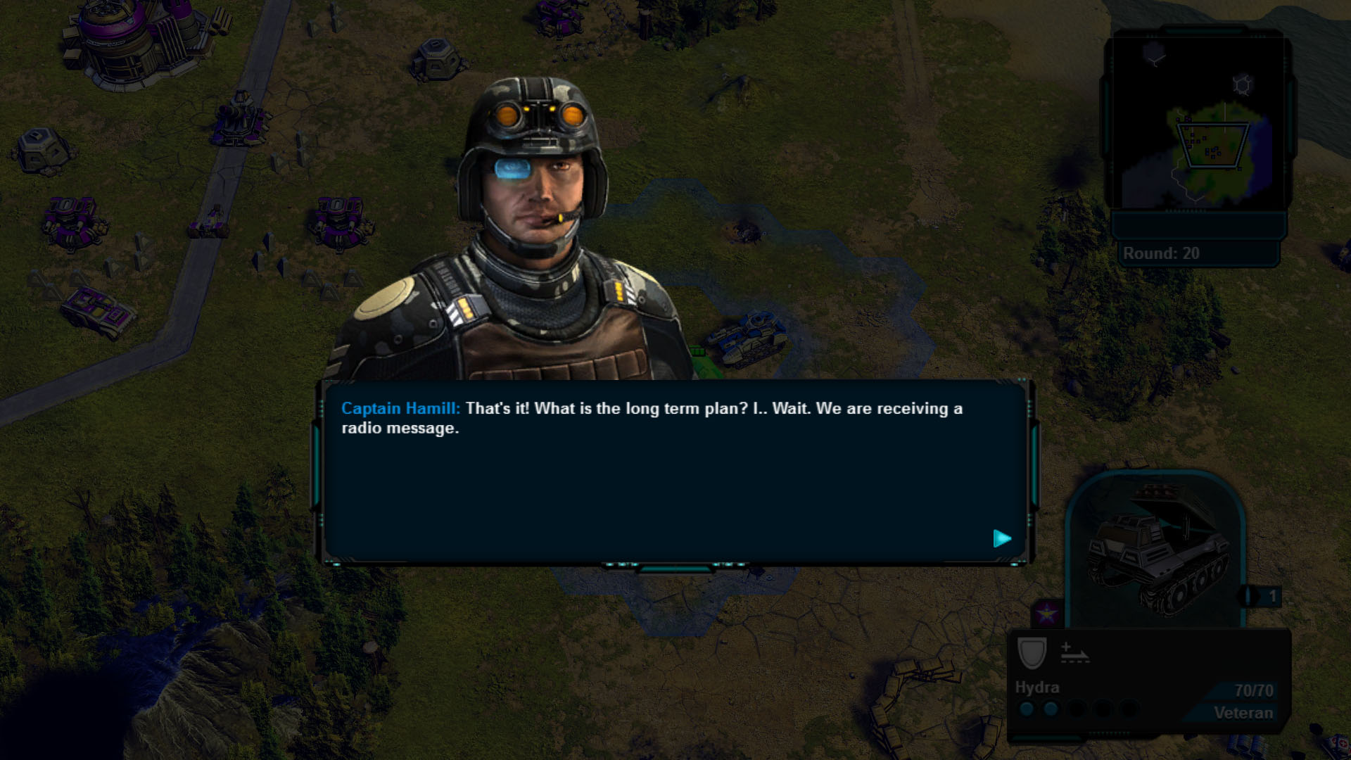 Battle Worlds Kronos Review Screenshot 2