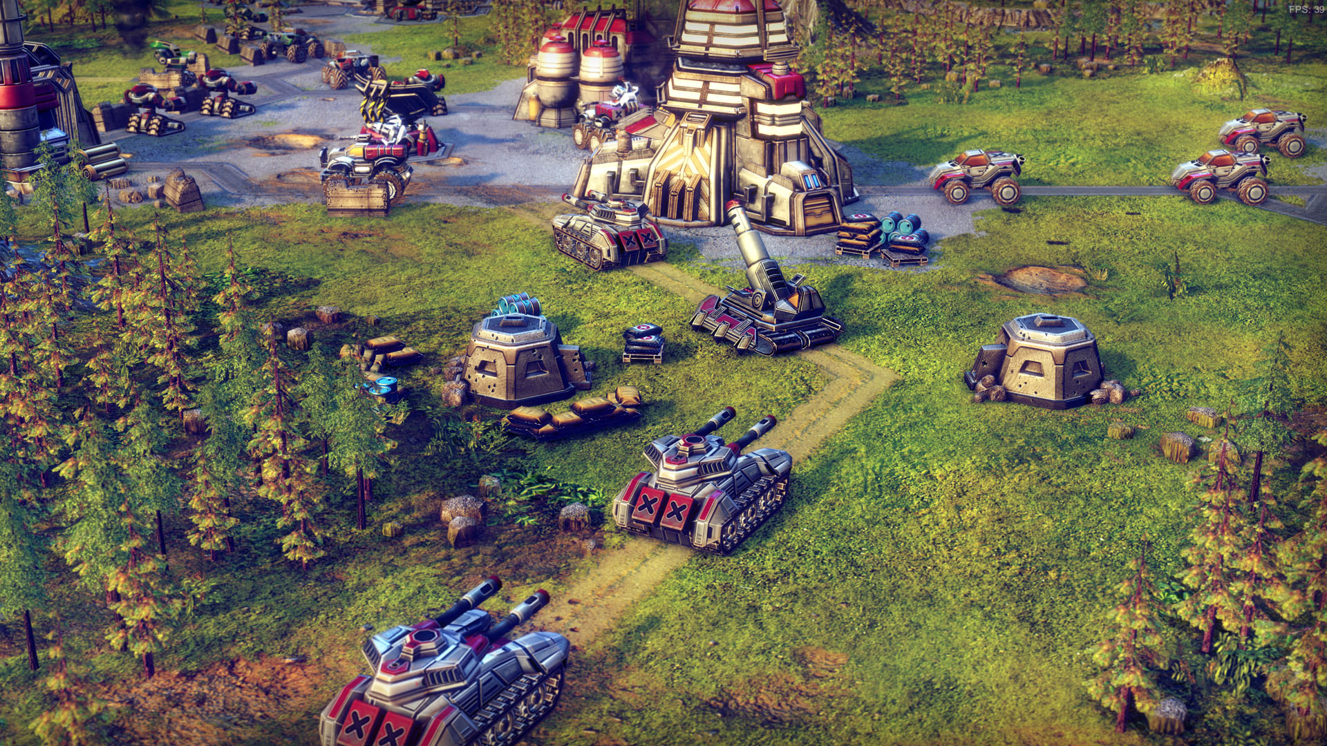 Battle Worlds Kronos Review Screenshot 3