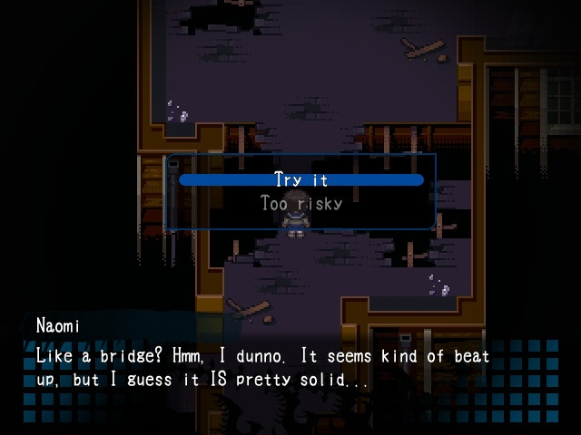 Corpse Party Review Screenshot 2
