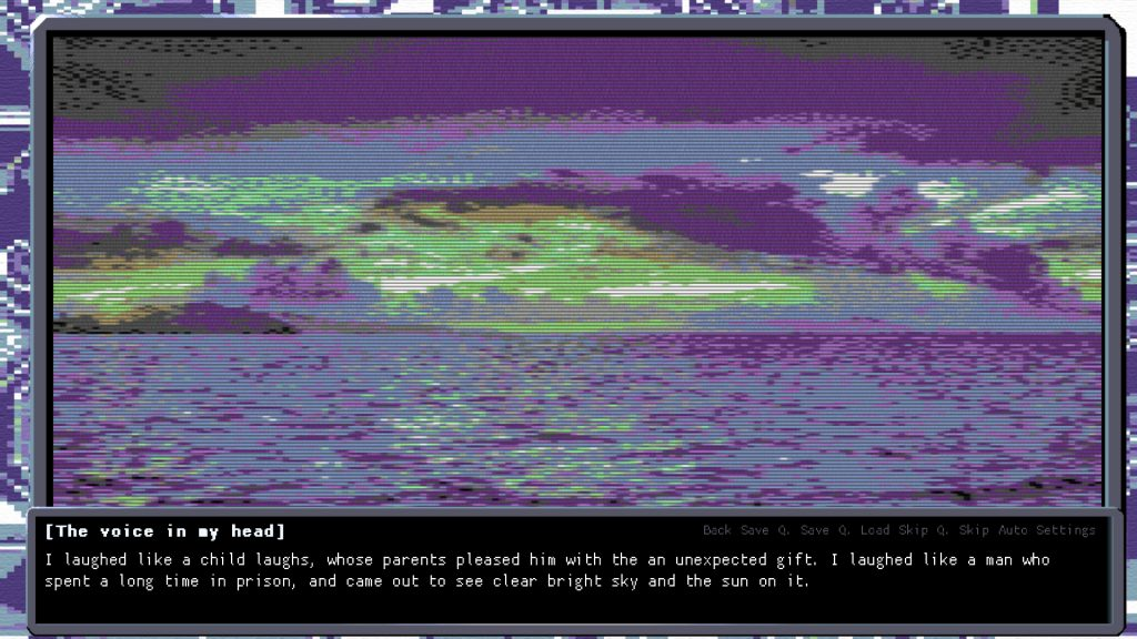 Cyber City 2157 The Visual Novel Review Screenshot 3
