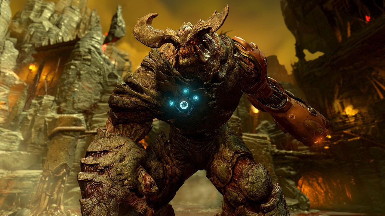 Doom Review Screenshot 3