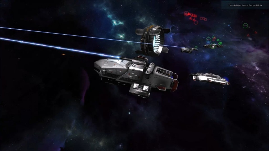 Nomad Fleet Review Screenshot 1