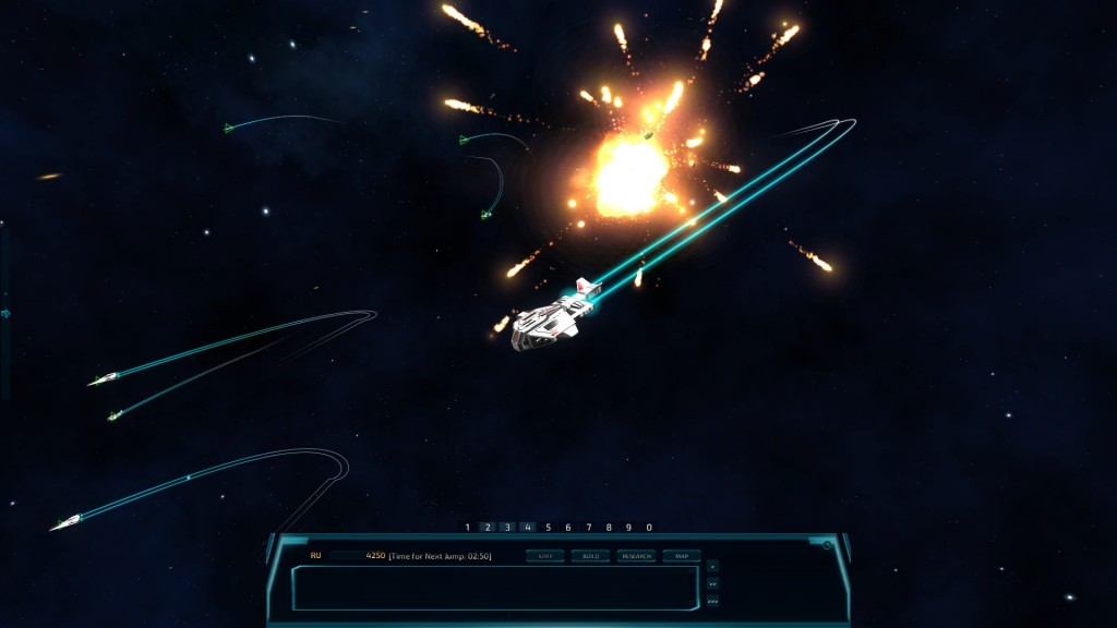 Nomad Fleet Review Screenshot 3