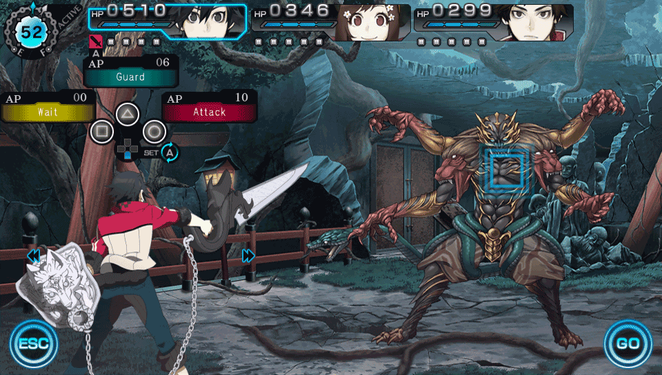 RAY GIGANT Review Screenshot 1