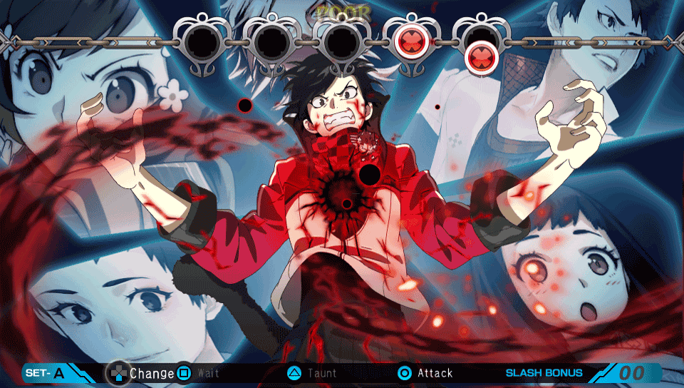 RAY GIGANT Review Screenshot 2