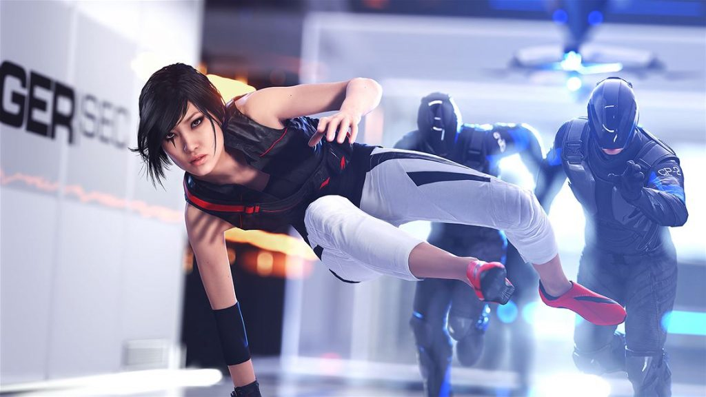 Mirror's Edge Catalyst Xbox One Review Screenshot 3
