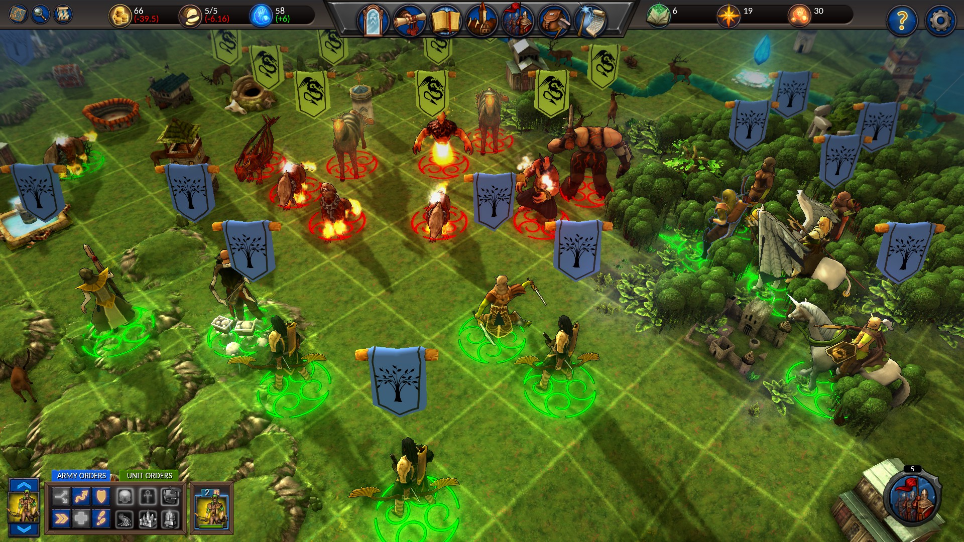 Planar Conquest PC Game Review Screenshot 2