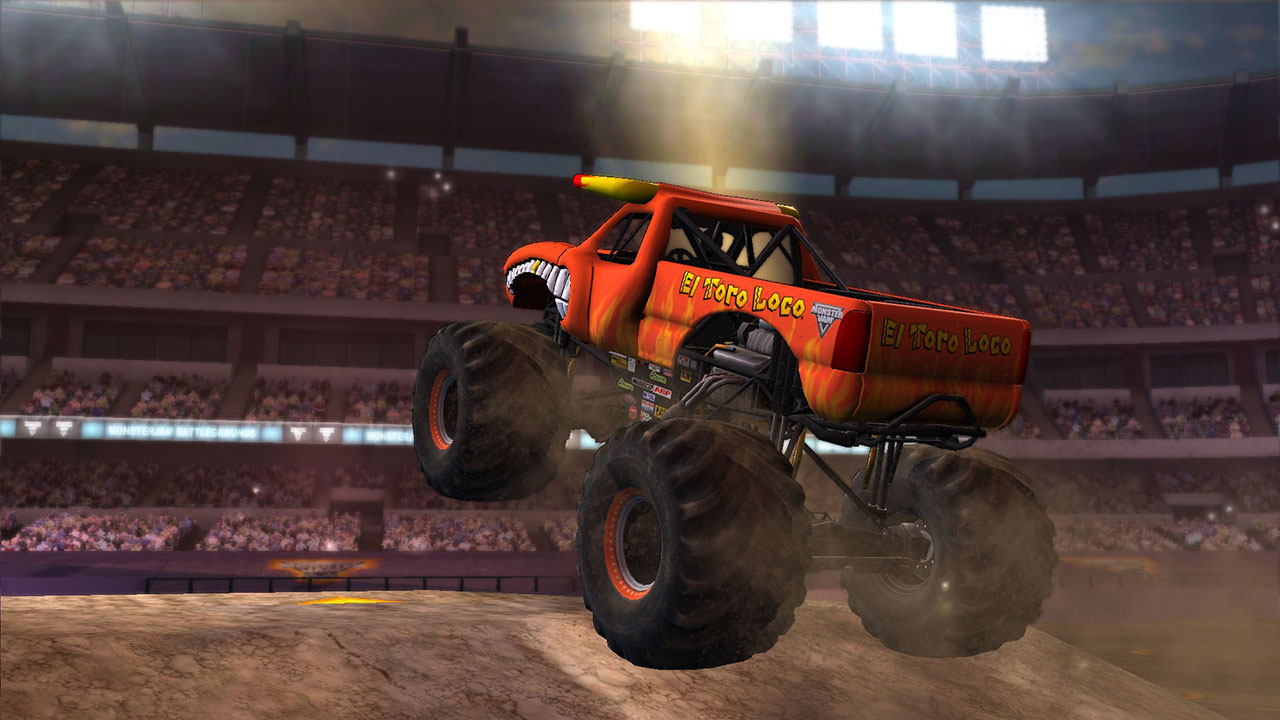 Monster Jam Battlegrounds Review Screenshot 3