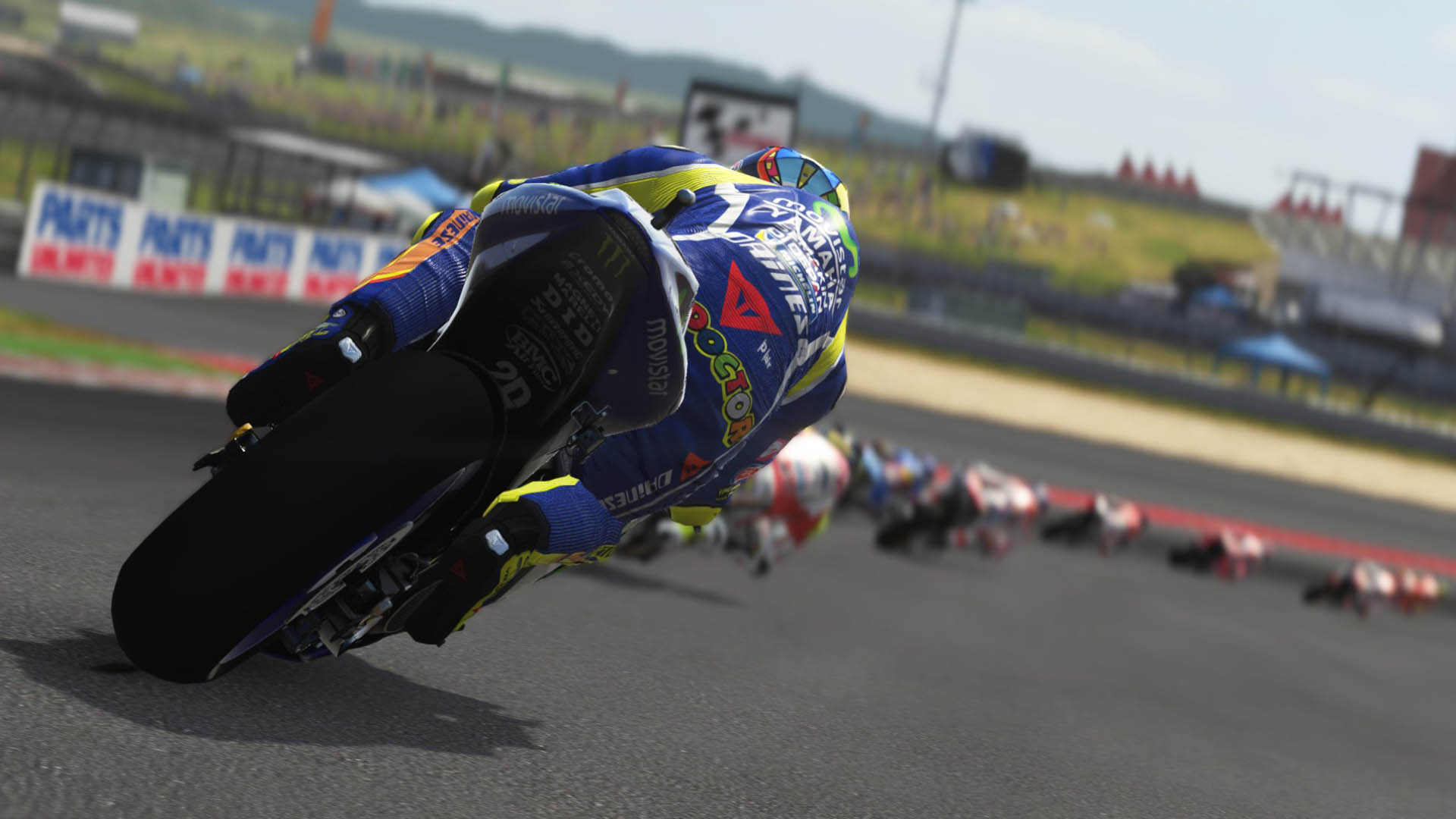 Valentino Rossi The Game Review Screenshot 2