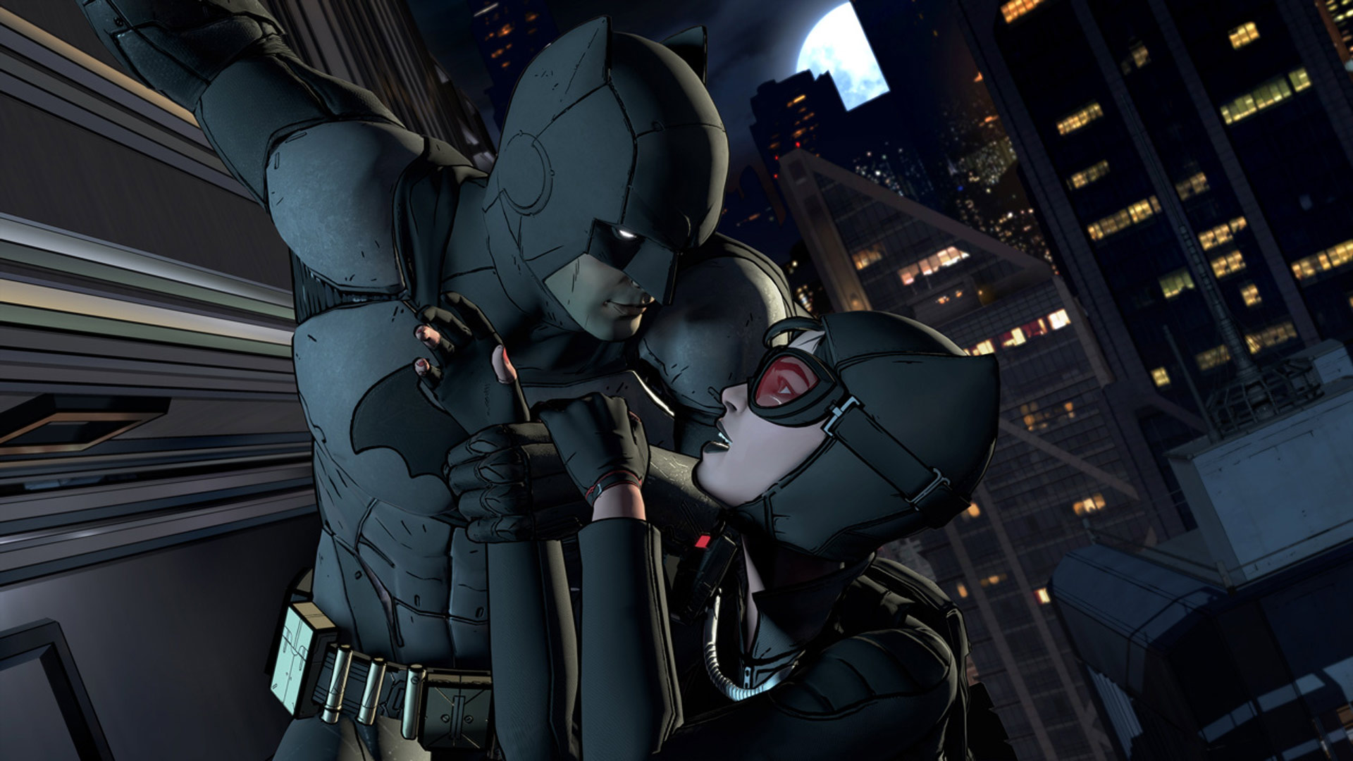 BATMAN- The Telltale Series - Episode One- Realm of Shadows Review Screenshot 1