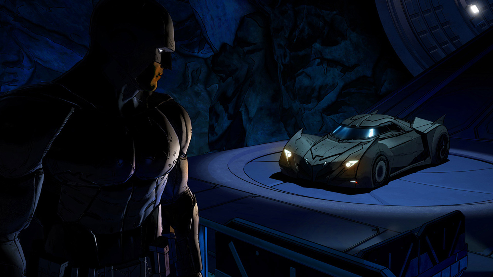 BATMAN- The Telltale Series - Episode One- Realm of Shadows Review Screenshot 3