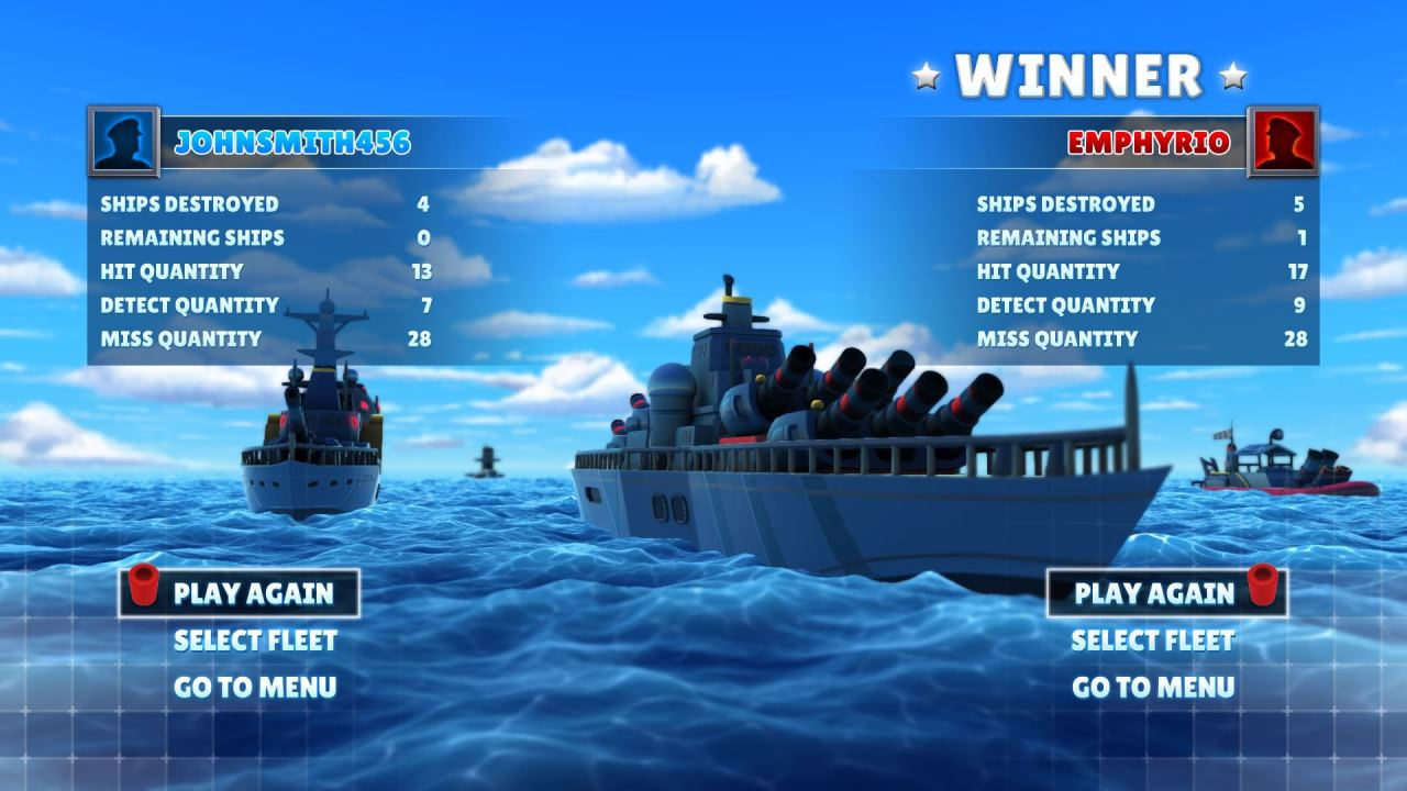 BATTLESHIP Review Screenshot 3