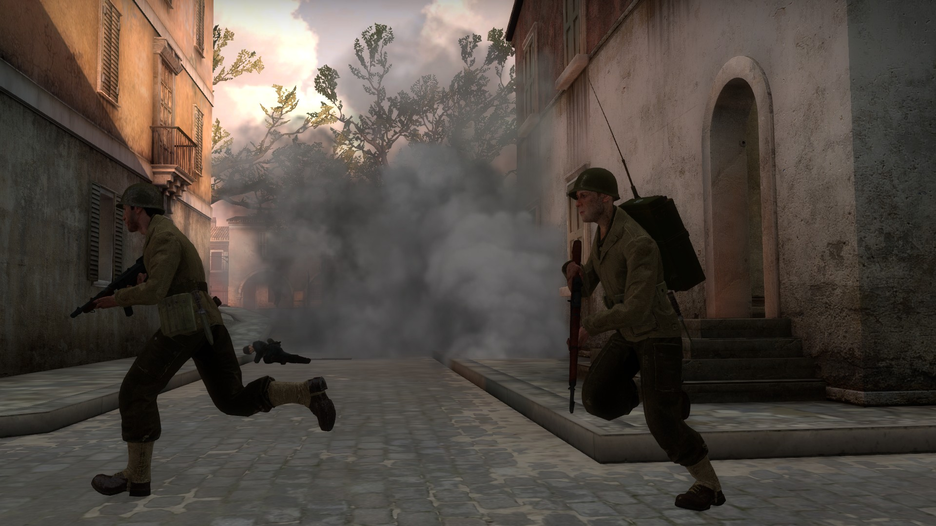 Day of Infamy Review Screenshot 1