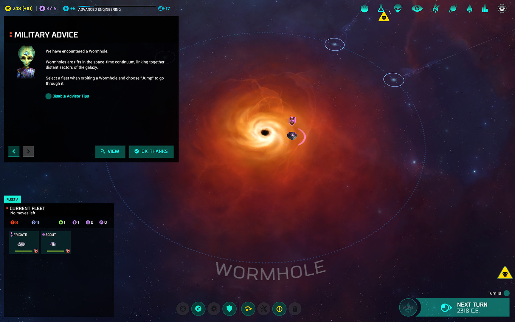 Master of Orion Review Screenshot 3