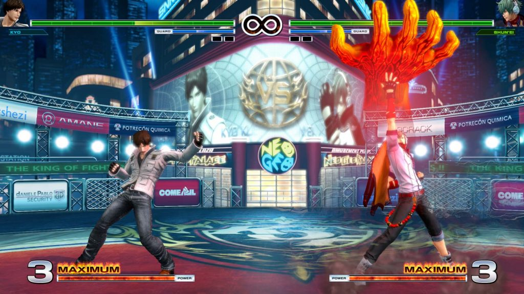 The King of Fighters XIV Review Screenshot 2