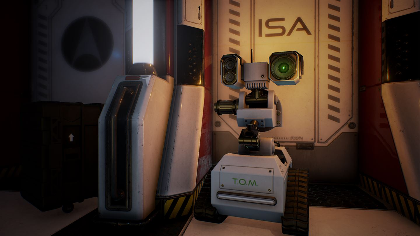 The Turing Test Review Screenshot 1