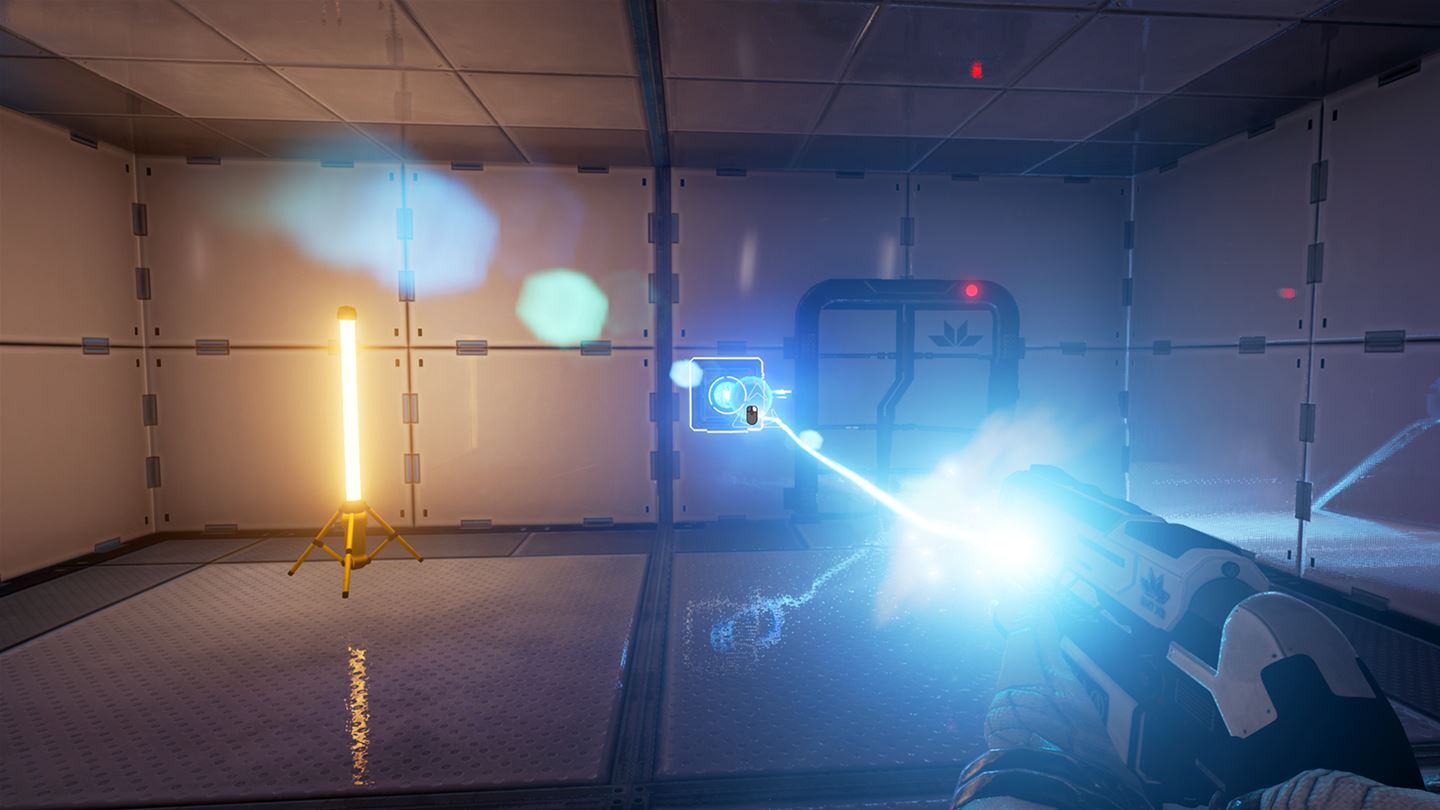 The Turing Test Review Screenshot 2