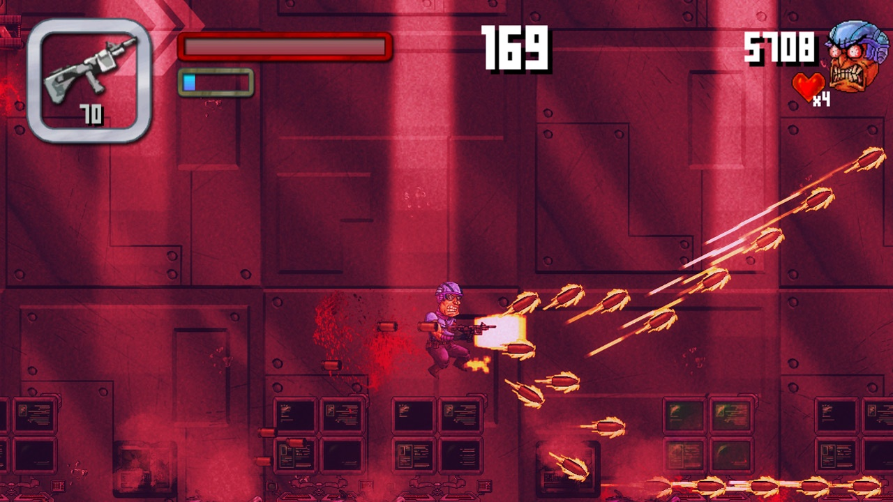 Too Angry to Space Review Screenshot 2
