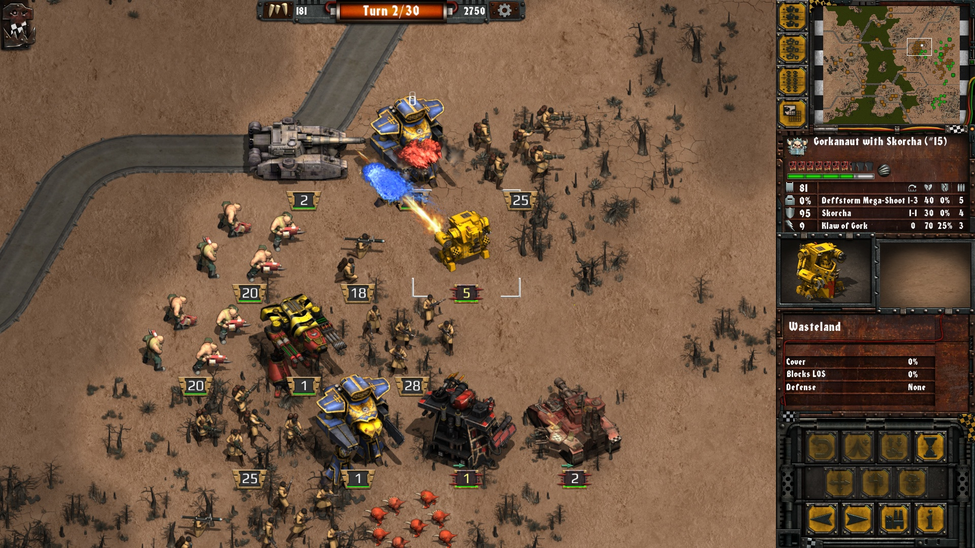 Warhammer 40,000 Armageddon Da Orks Review Screenshot 1