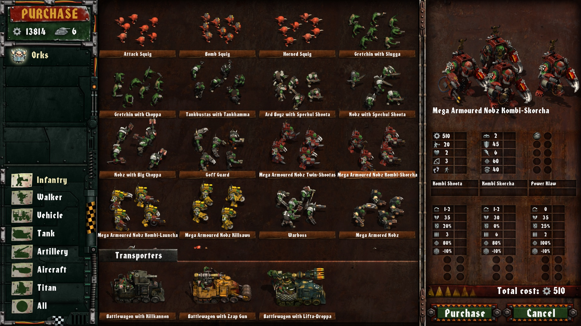 Warhammer 40,000 Armageddon Da Orks Review Screenshot 2