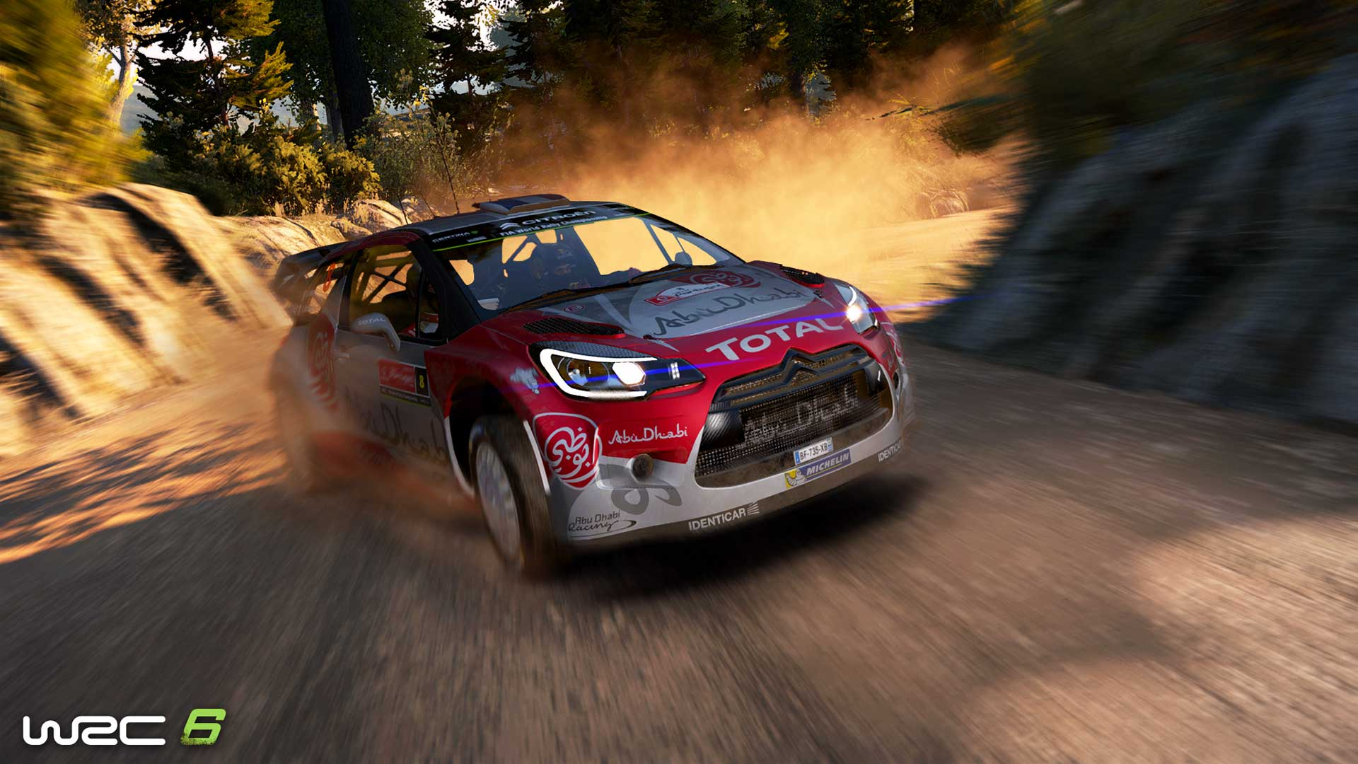 WRC 6 FIA World Rally Championship - Day One Edition Review Screenshot