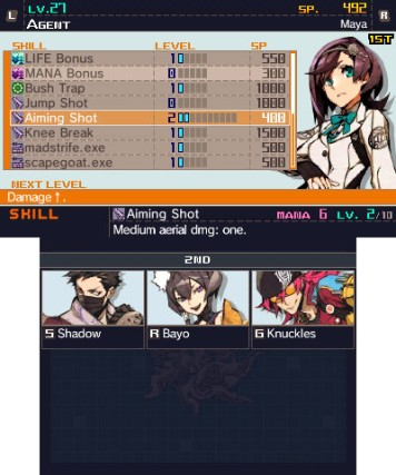 7th Dragon III Code: VFD - Nintendo 3DS Review