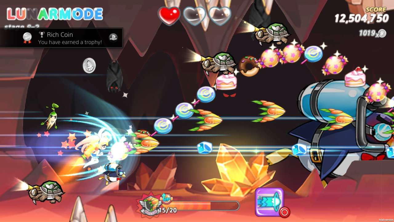 Flying Bunny - Playstation 4 Review