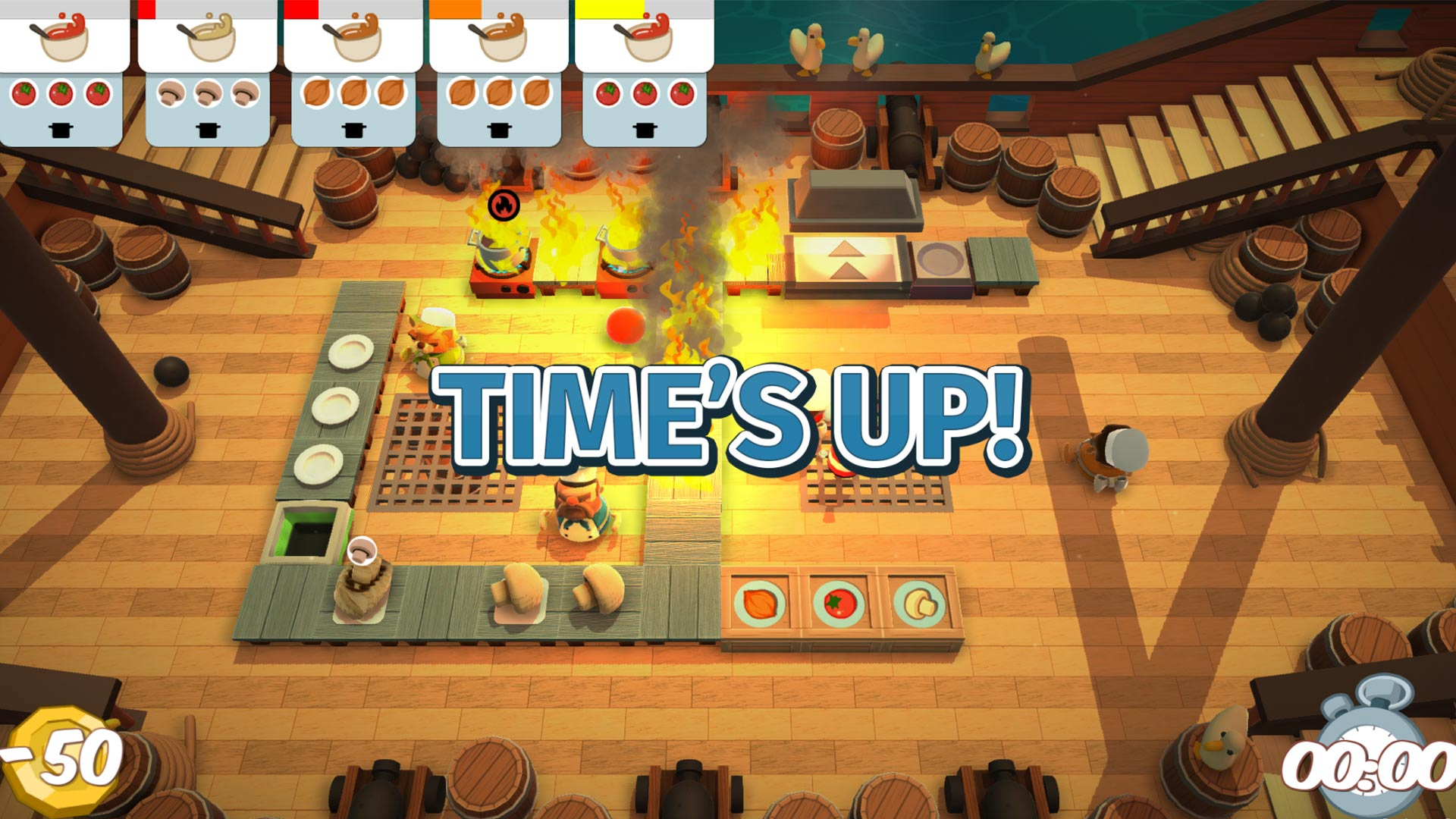 Overcooked Holiday Bundle - Xbox One Review