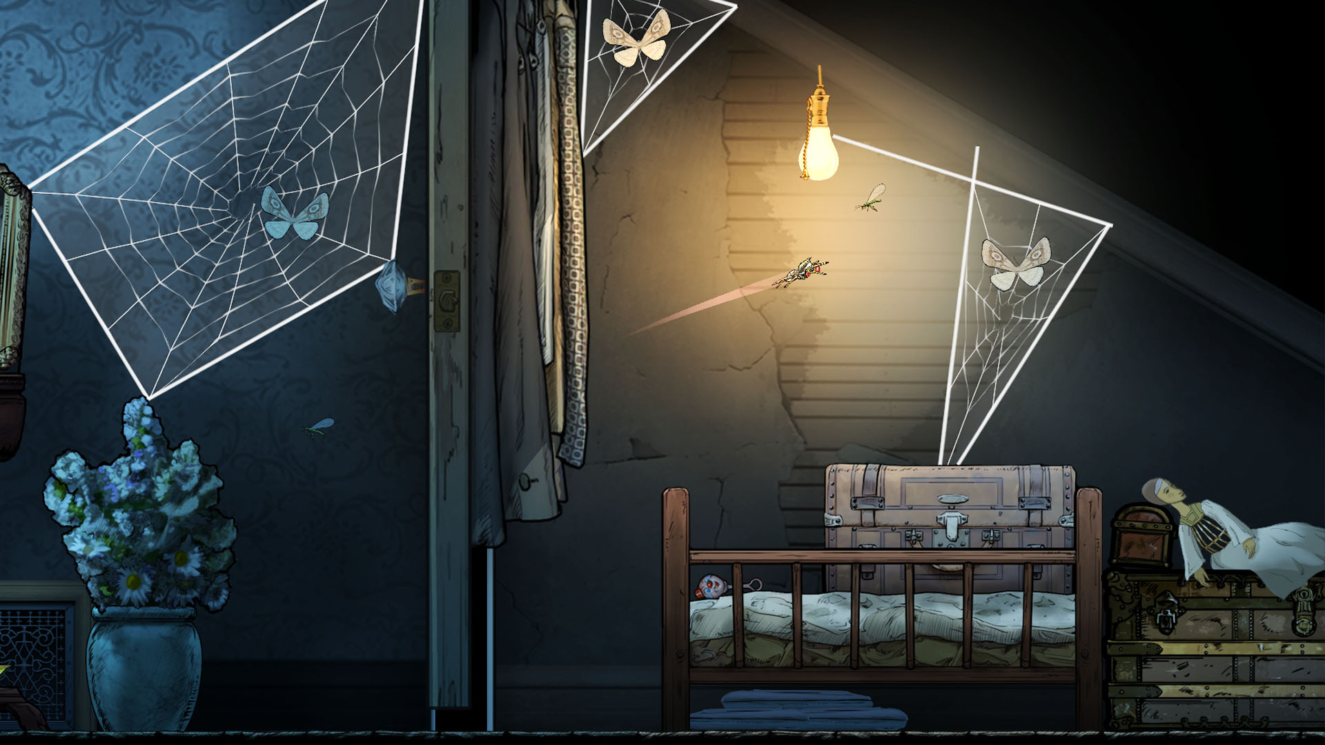 Spider: Rite of the Shrouded Moon - PS4 Review
