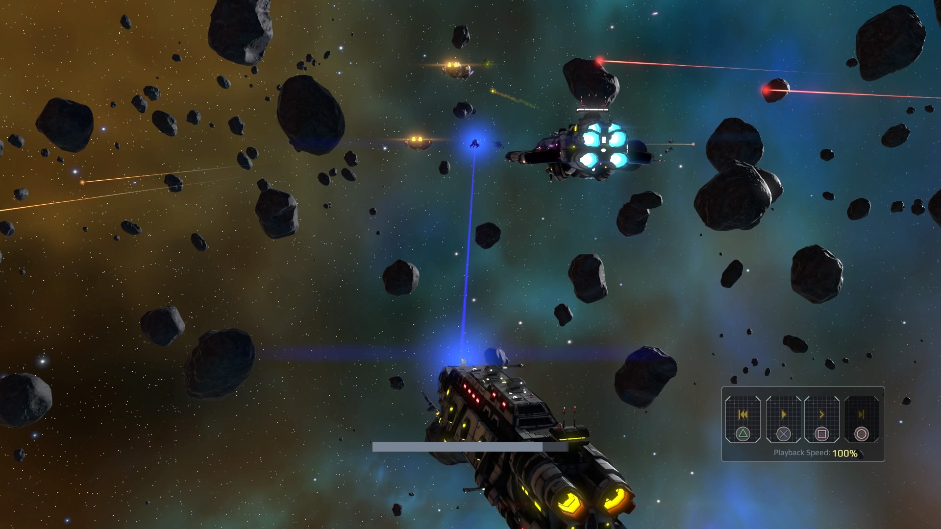 Star Hammer: The Vanguard Prophecy PS4 Review