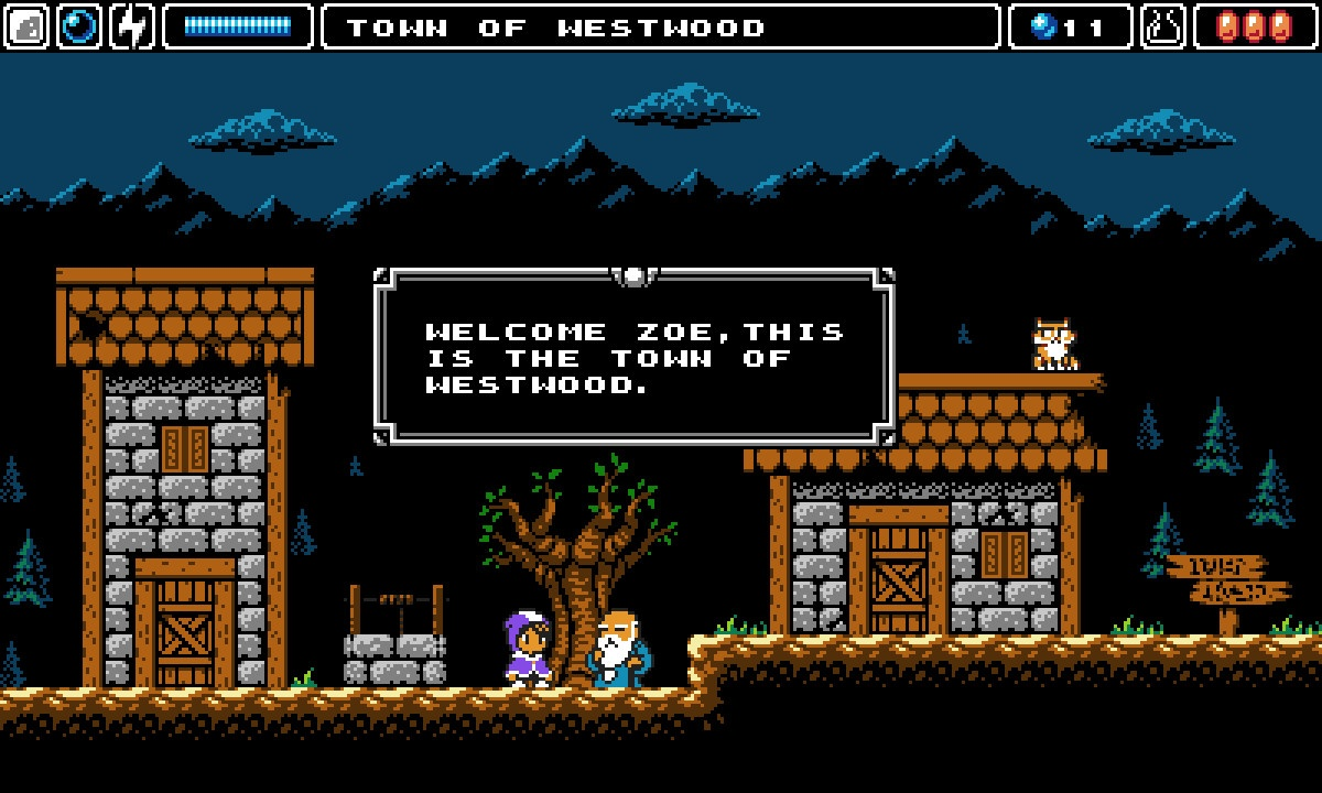 Alwa's Awakening Review Screenshot 1