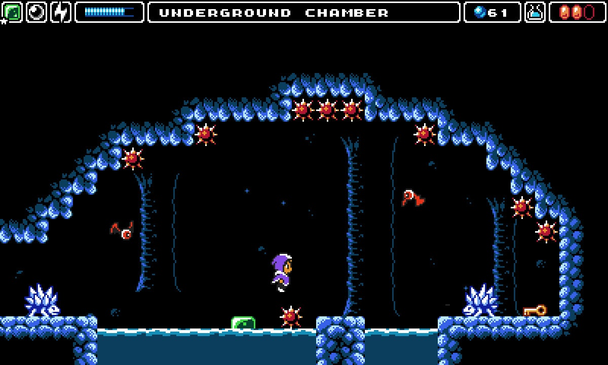 Alwa's Awakening Review Screenshot 2
