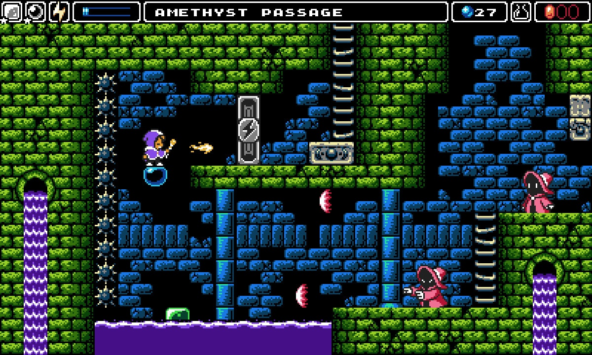 Alwa's Awakening Review Screenshot 3
