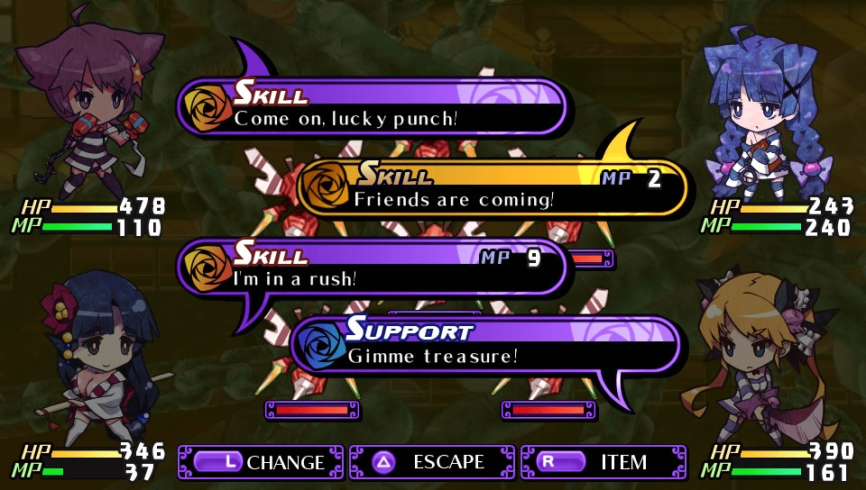 Criminal Girls- Invite Only Review Screenshot 1