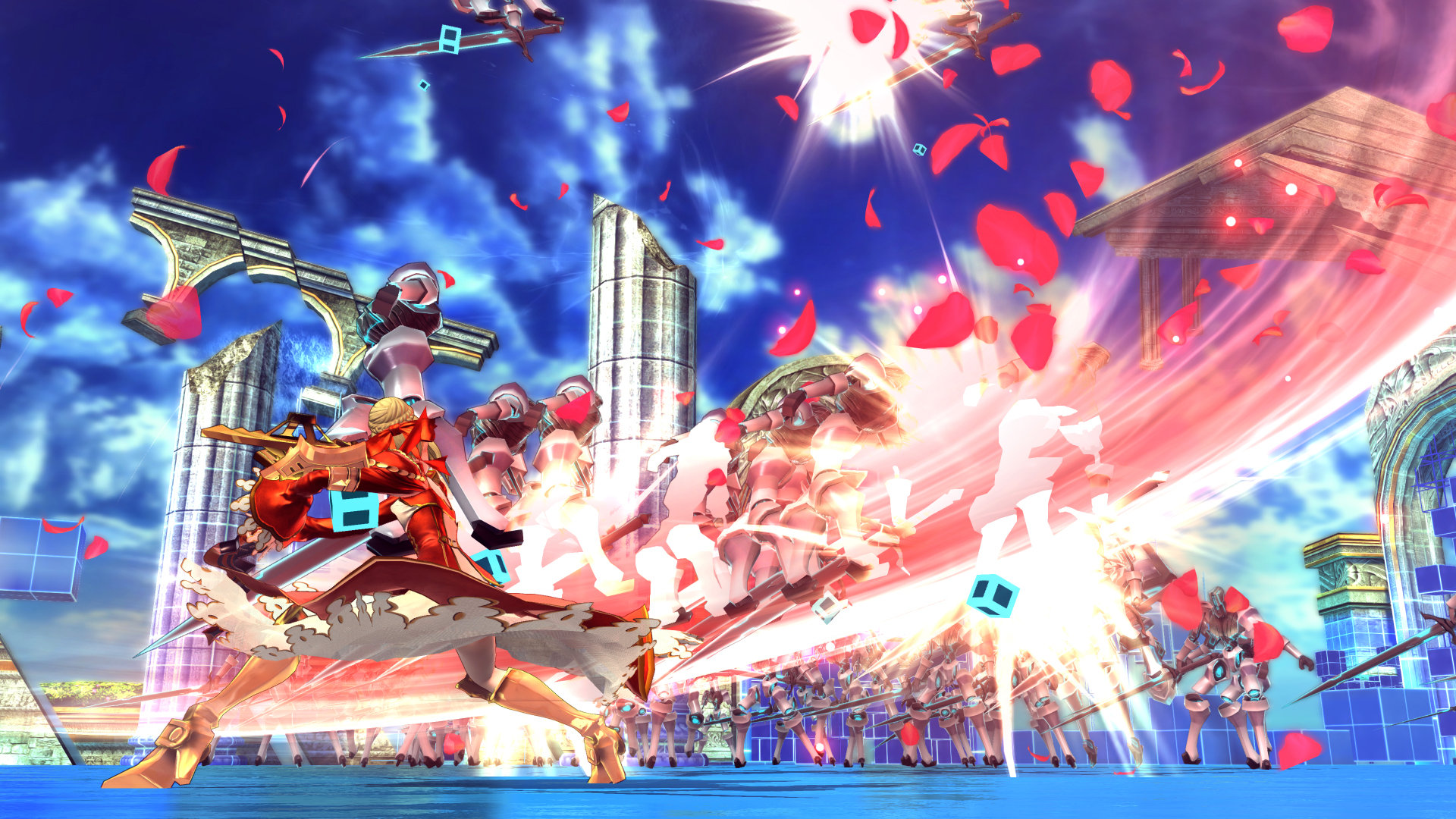 Fate:Extella- The Umbral Star Review Screenshot 2