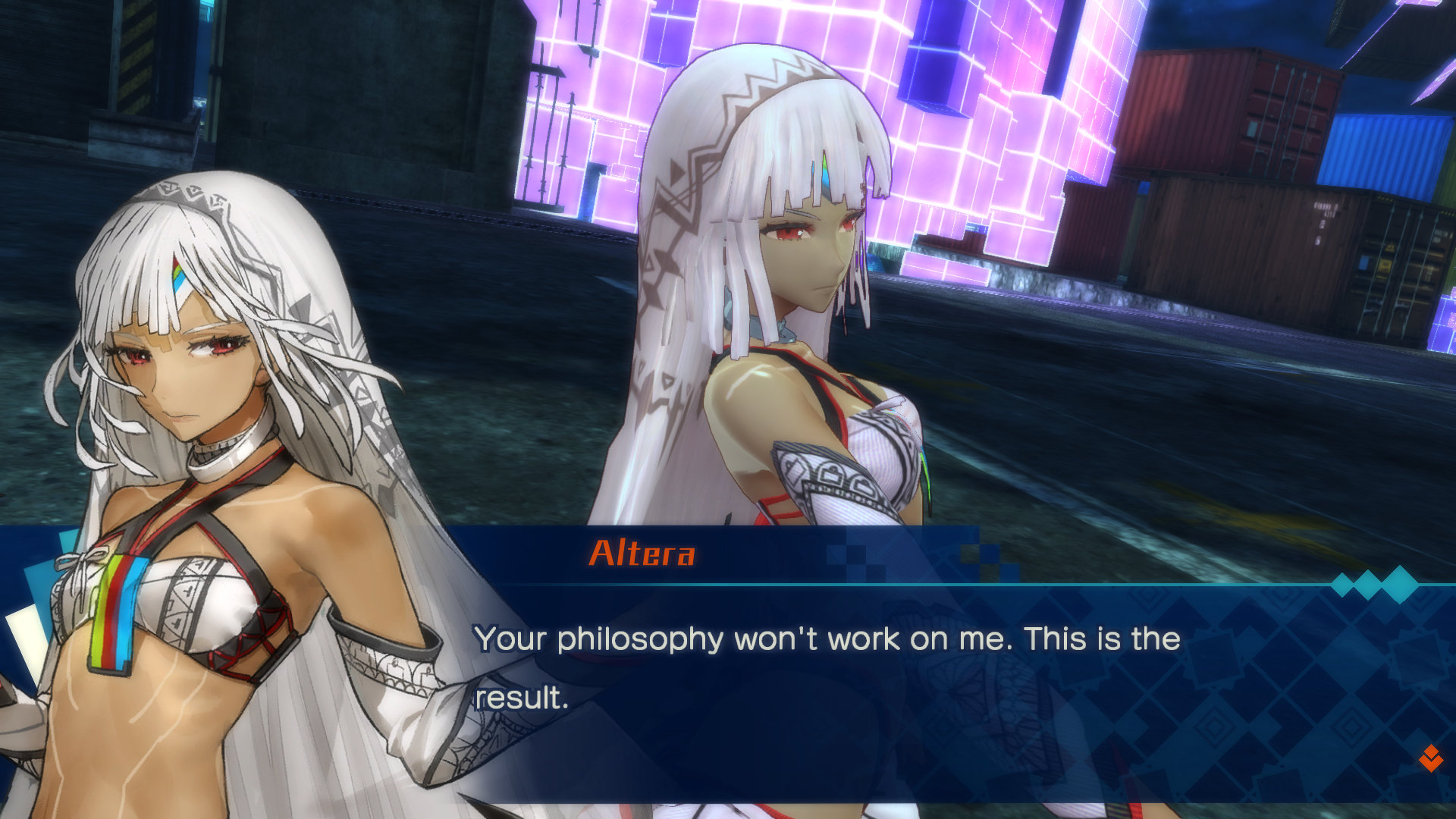 Fate:Extella- The Umbral Star Review Screenshot 3
