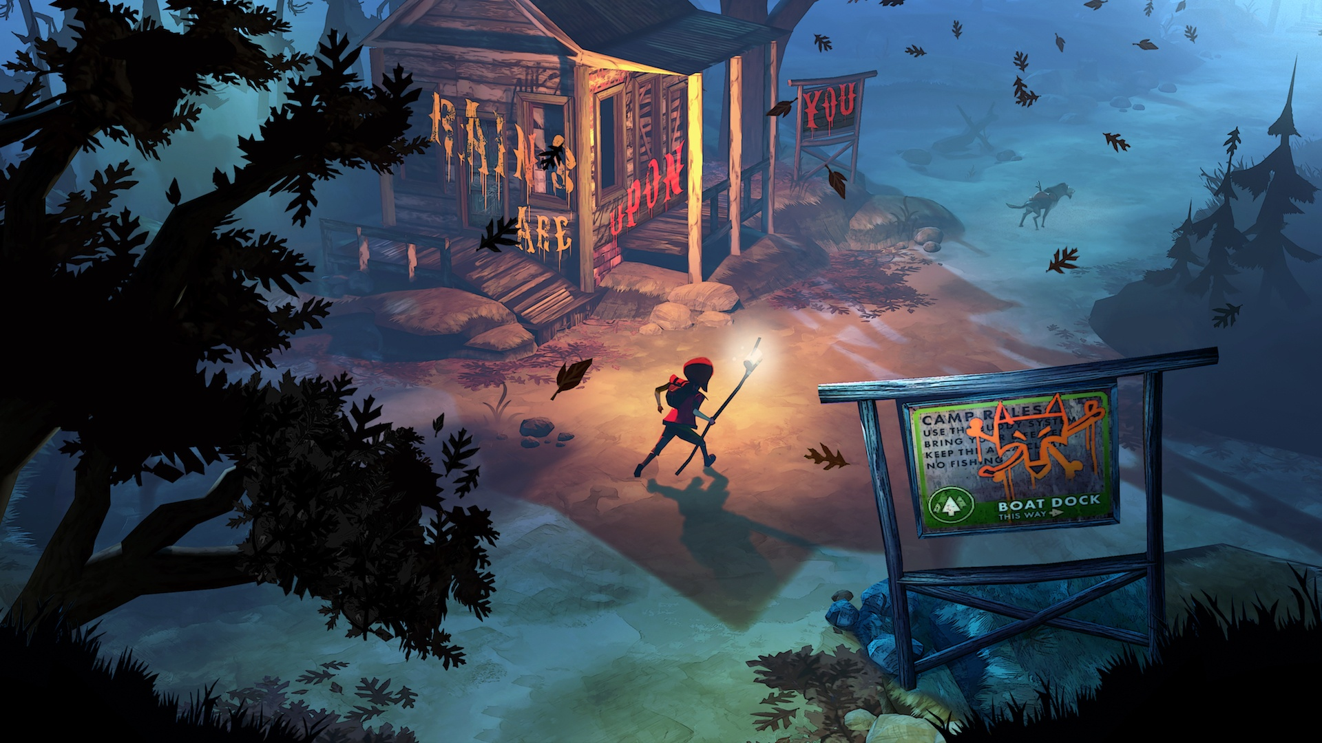 The Flame in the Flood PS4 Review Screenshot 3