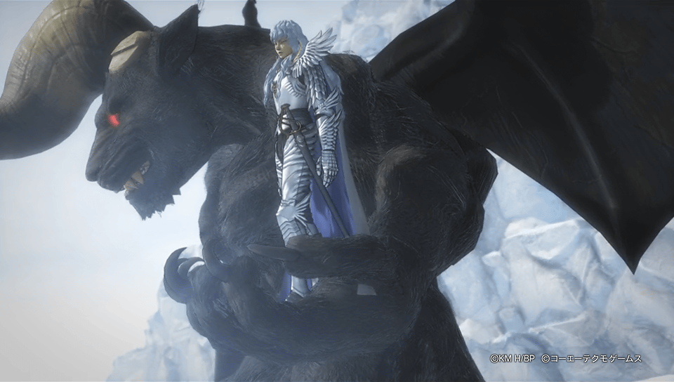 Berserk and the Band of the Hawk Review Screenshot 2