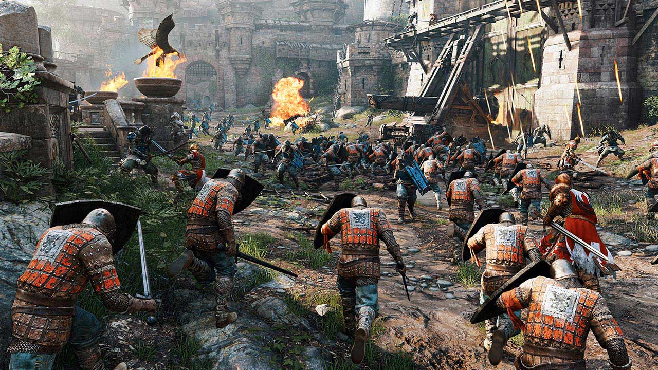 For Honor Deluxe Edition Review Screenshot 3