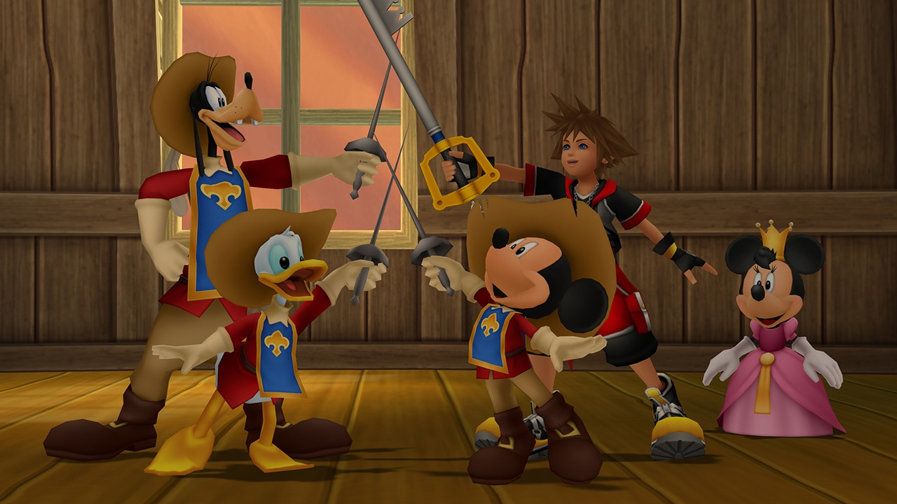 Kingdom Hearts HD 2.8 Final Chapter Prologue Review Screenshot 1