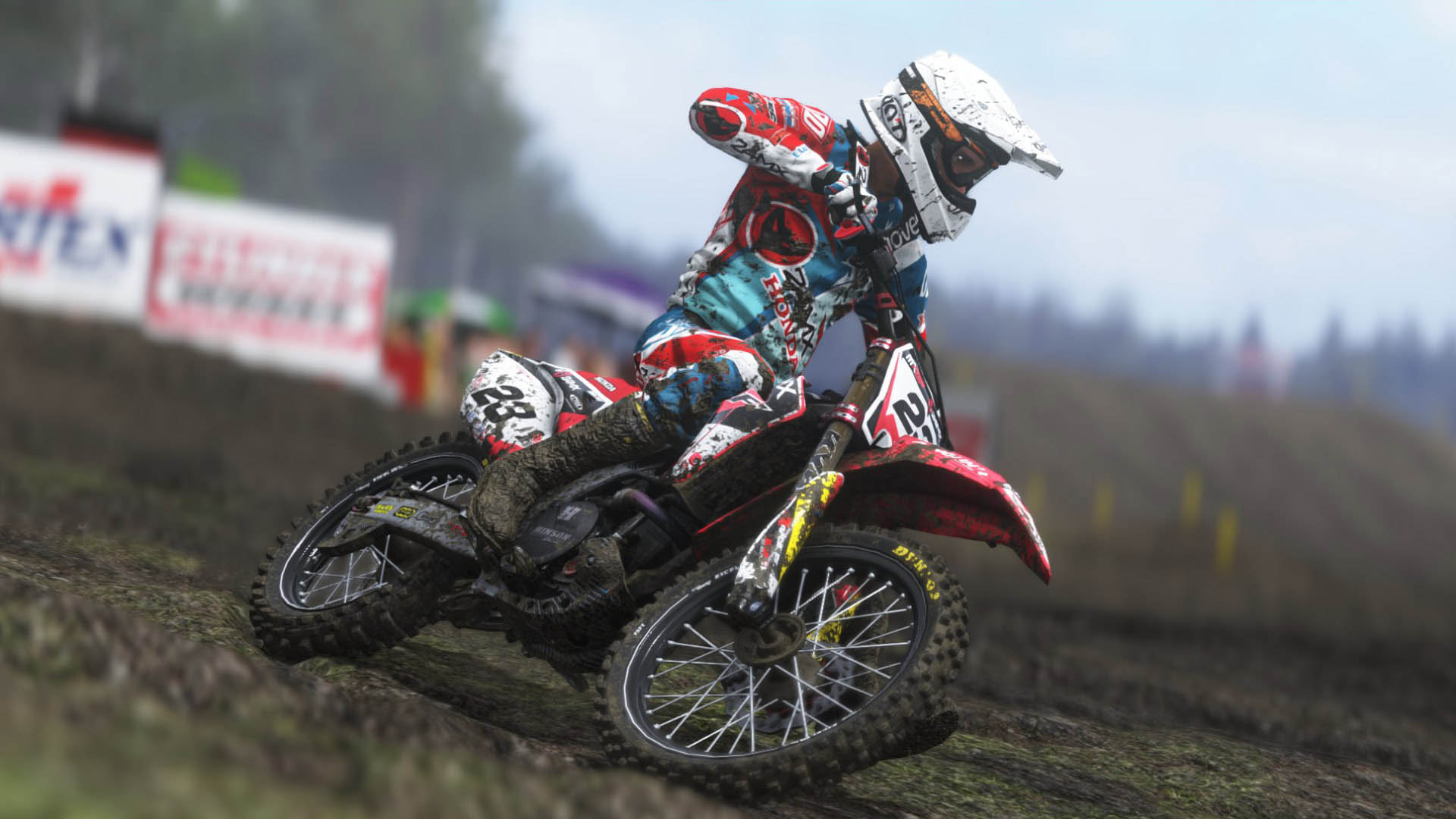MXGP2 - The Official Motocross Videogame Compact Review Screenshot 1