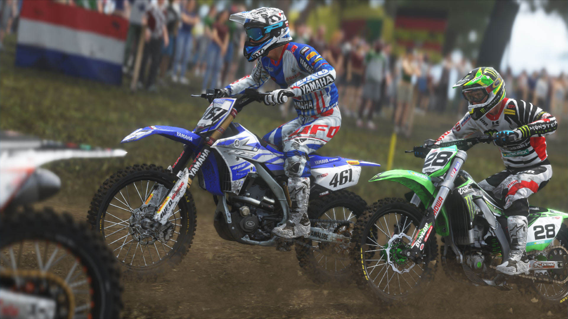 MXGP2 - The Official Motocross Videogame Compact Review Screenshot 2