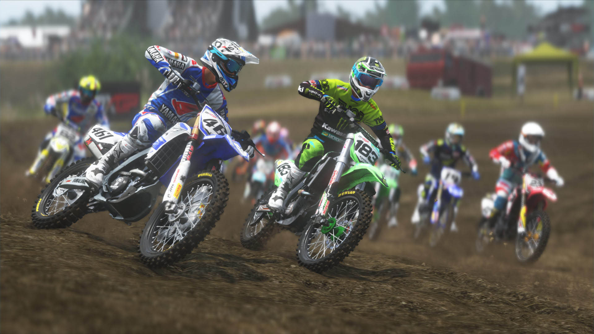 MXGP2 - The Official Motocross Videogame Compact Review Screenshot 3