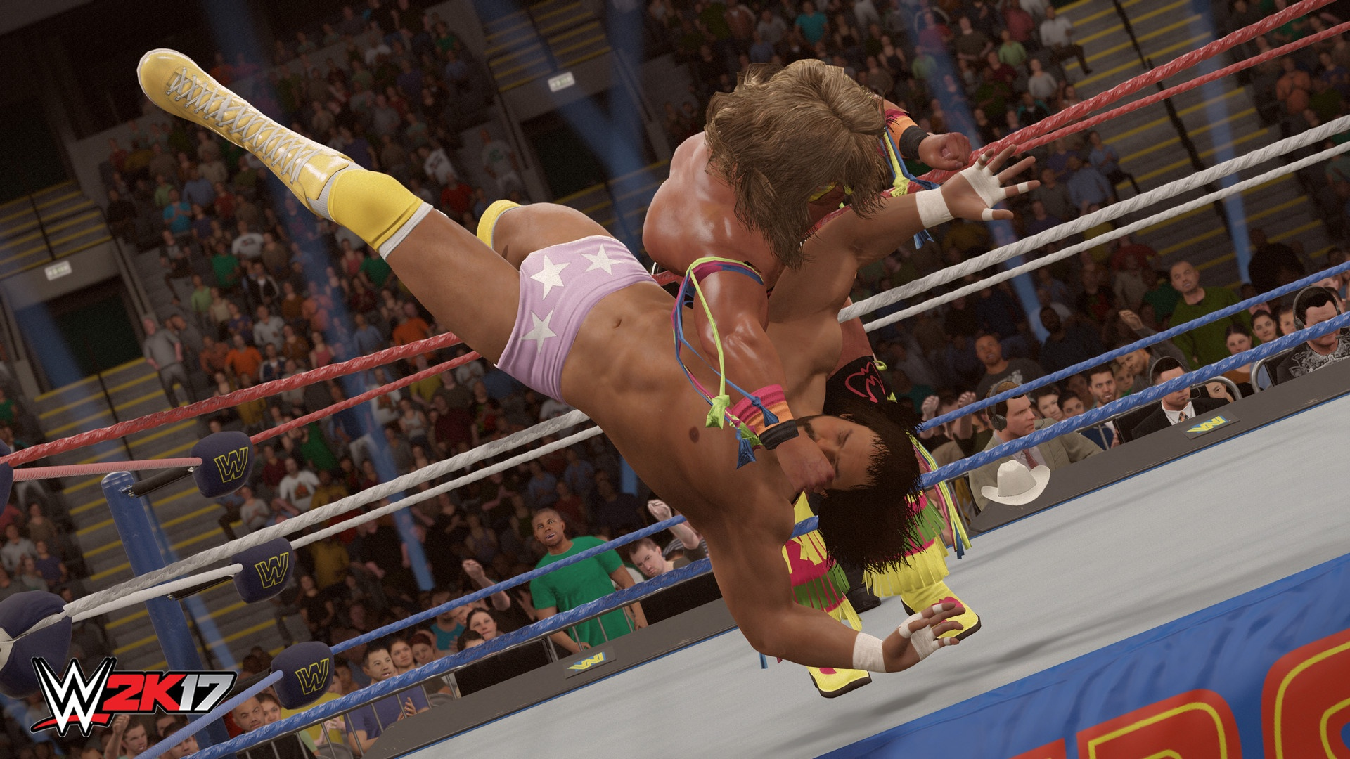 WWE 2K17 PC Review Screenshot 1