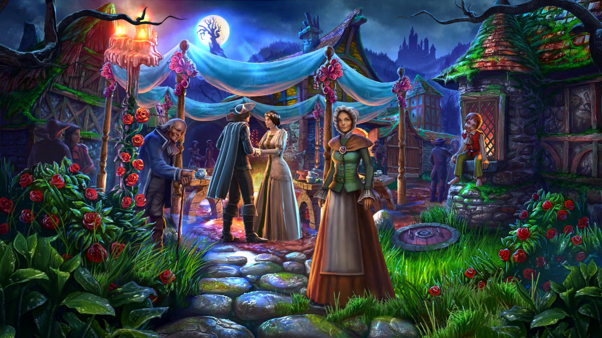 Grim Legends- The Forsaken Bride Review Screenshot 2