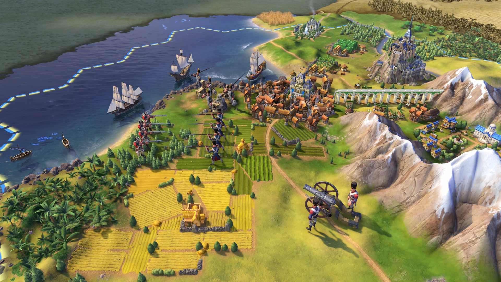 Sid Meier's Civilization VI Review Screenshot 2
