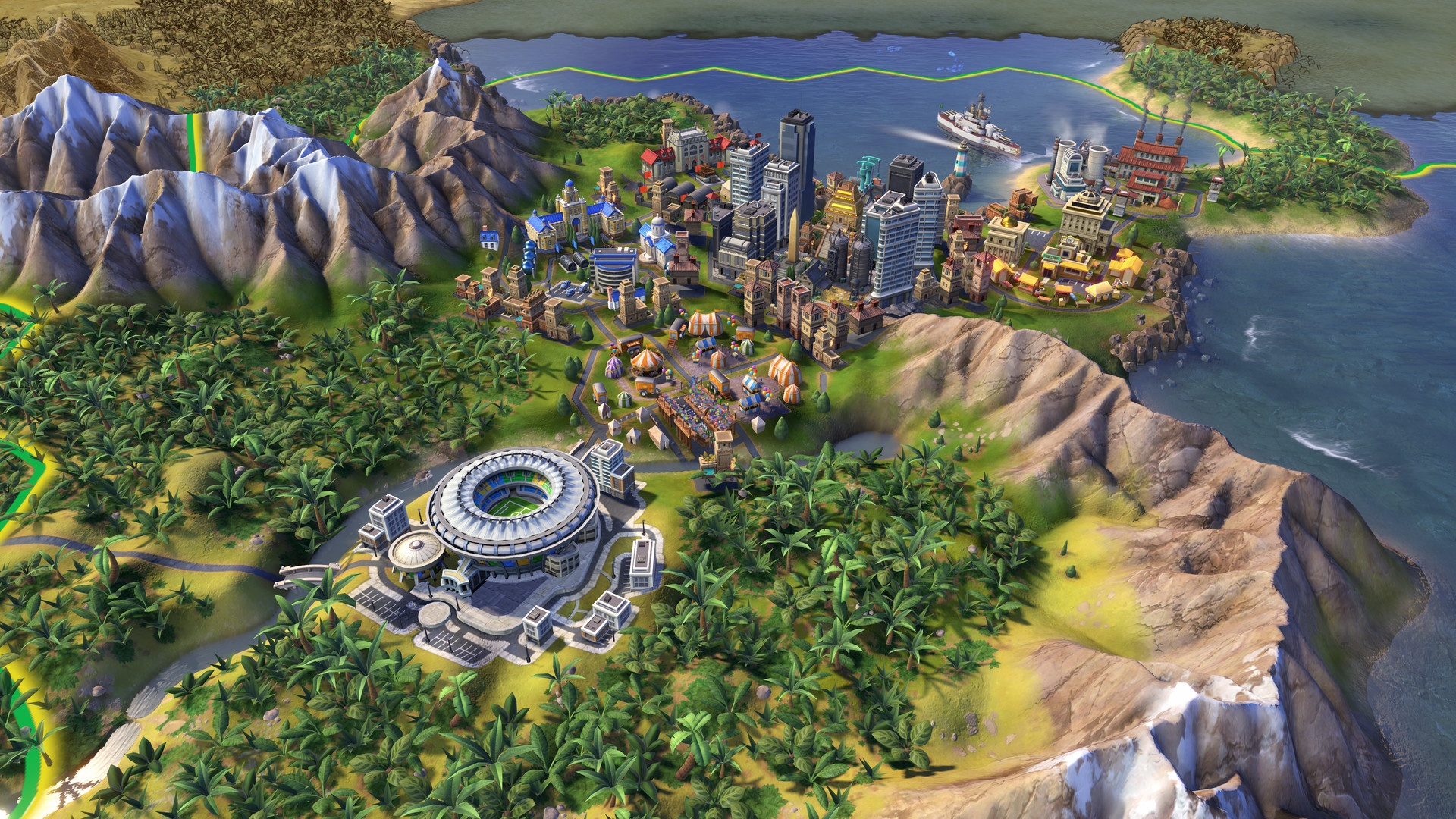 Sid Meier's Civilization VI Review Screenshot 3