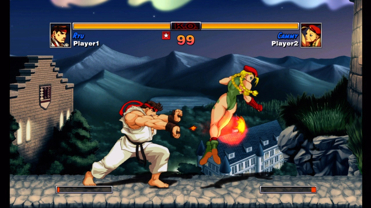 Super Street Fighter 2 Turbo HD Remix Review Screenshot 1