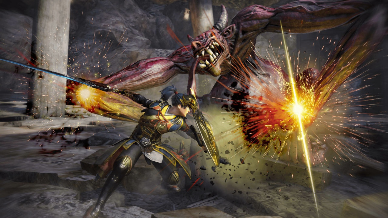 Toukiden 2 Review Screenshot 3