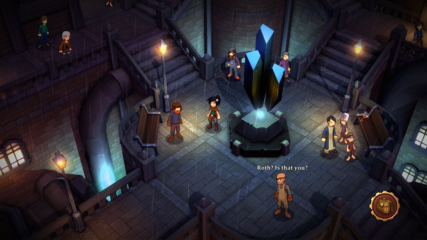 Trulon- The Shadow Engine Review Screenshot 2